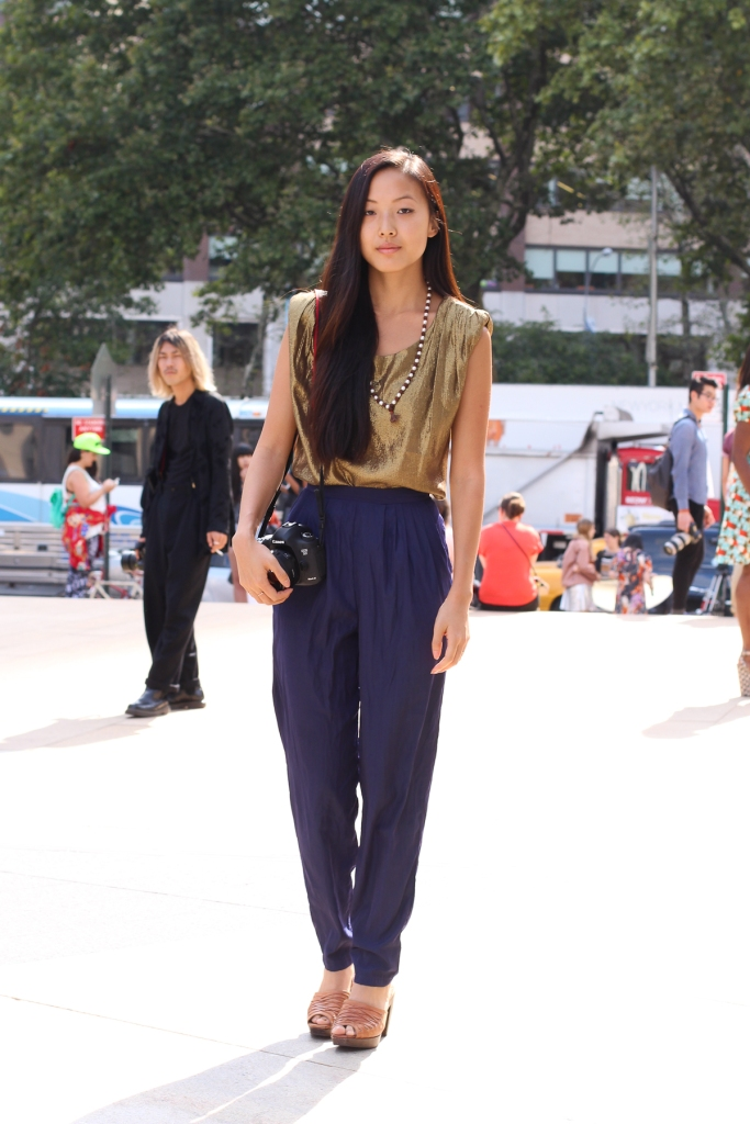 New York Fashion Week Mercedes Benz Fashion Week Streetstyle by Ryan Chua-0798