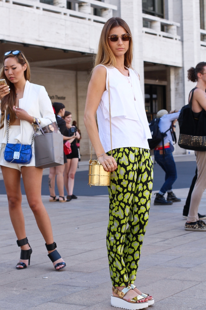 New York Fashion Week Mercedes Benz Fashion Week Streetstyle by Ryan Chua-2331