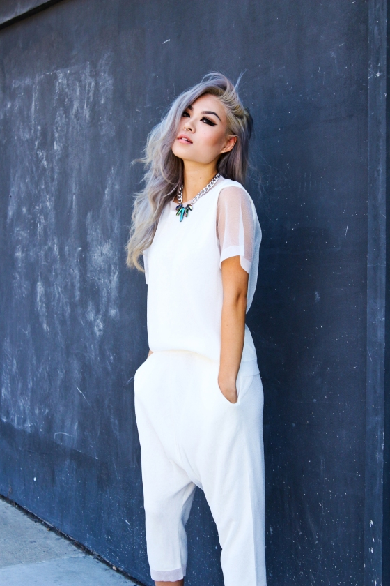 Ellen EllenVLora Los Angeles Fashion Blogger Streetstyle Photography by Ryan Chua-9674