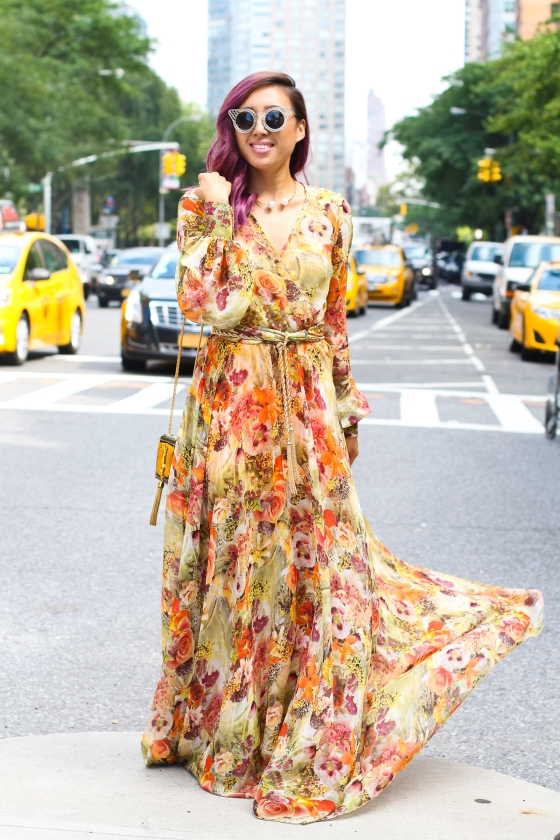 Joann Doan New York Fashion Week Streetstyle Photograph by Ryan Chua-1972
