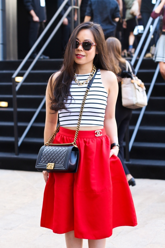 An Dyer New York Fashion Week Lincoln Center SS2015 Streetstyle Photography by Ryan Chua-0940
