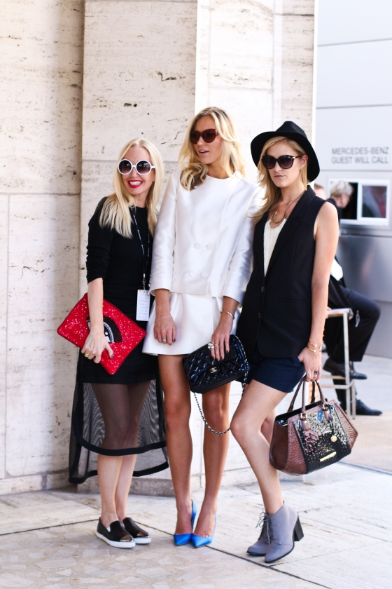 New York Fashion Week Lincoln Center SS2015 Streetstyle Photography by Ryan Chua-0996