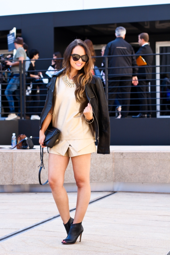 New York Fashion Week Lincoln Center SS2015 Streetstyle Photography by Ryan Chua-1010