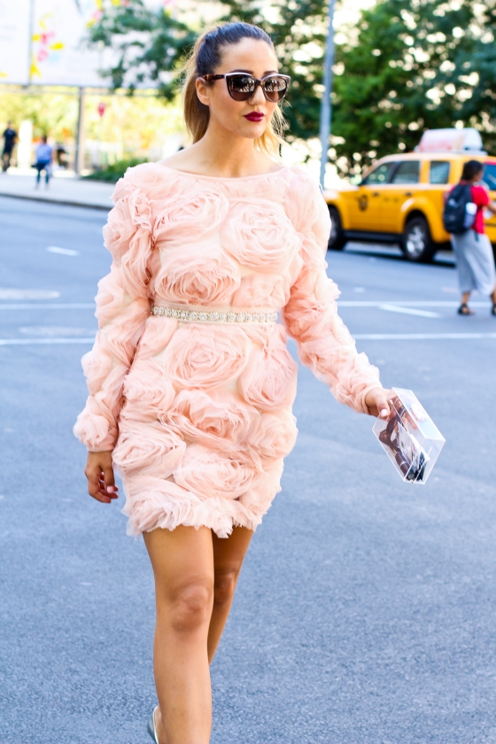 New York Fashion Week Lincoln Center SS2015 Streetstyle Photography by Ryan Chua-1139