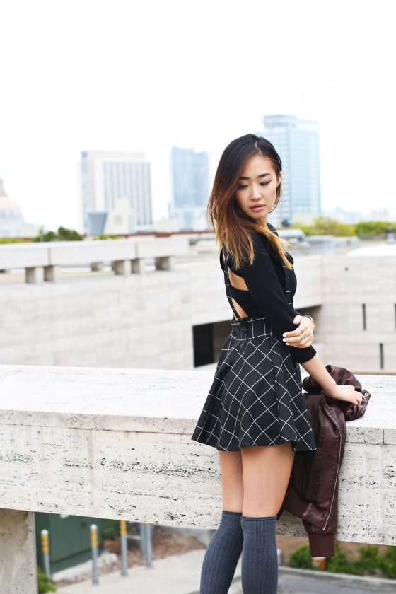 Ruby Park The Ruby Element Fashion Blogger Streetstyle Photography by Ryan Chua-4793