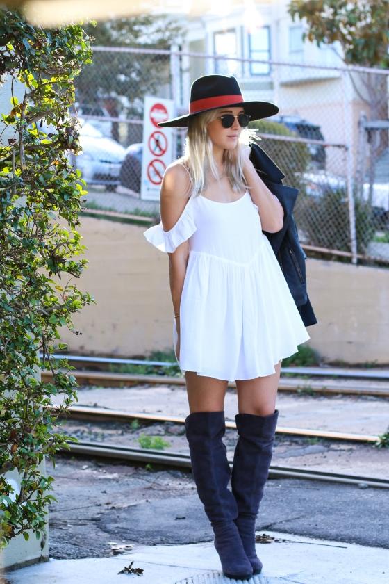 Bryn Newman of Stone Fox Style Fashion Blog Photography by Ryan Chua