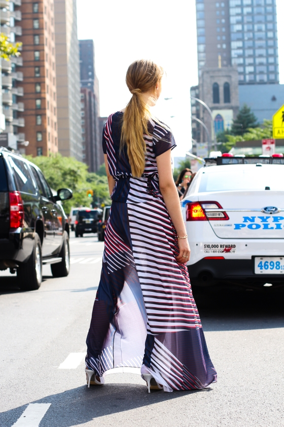 Kristina Bazan Kayture Fashion Blogger