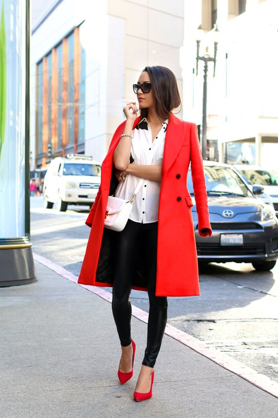 Jessica Ricks of Hapatime Fashion Blogger San Francisco Streetstyle Photography by Ryan Chu
