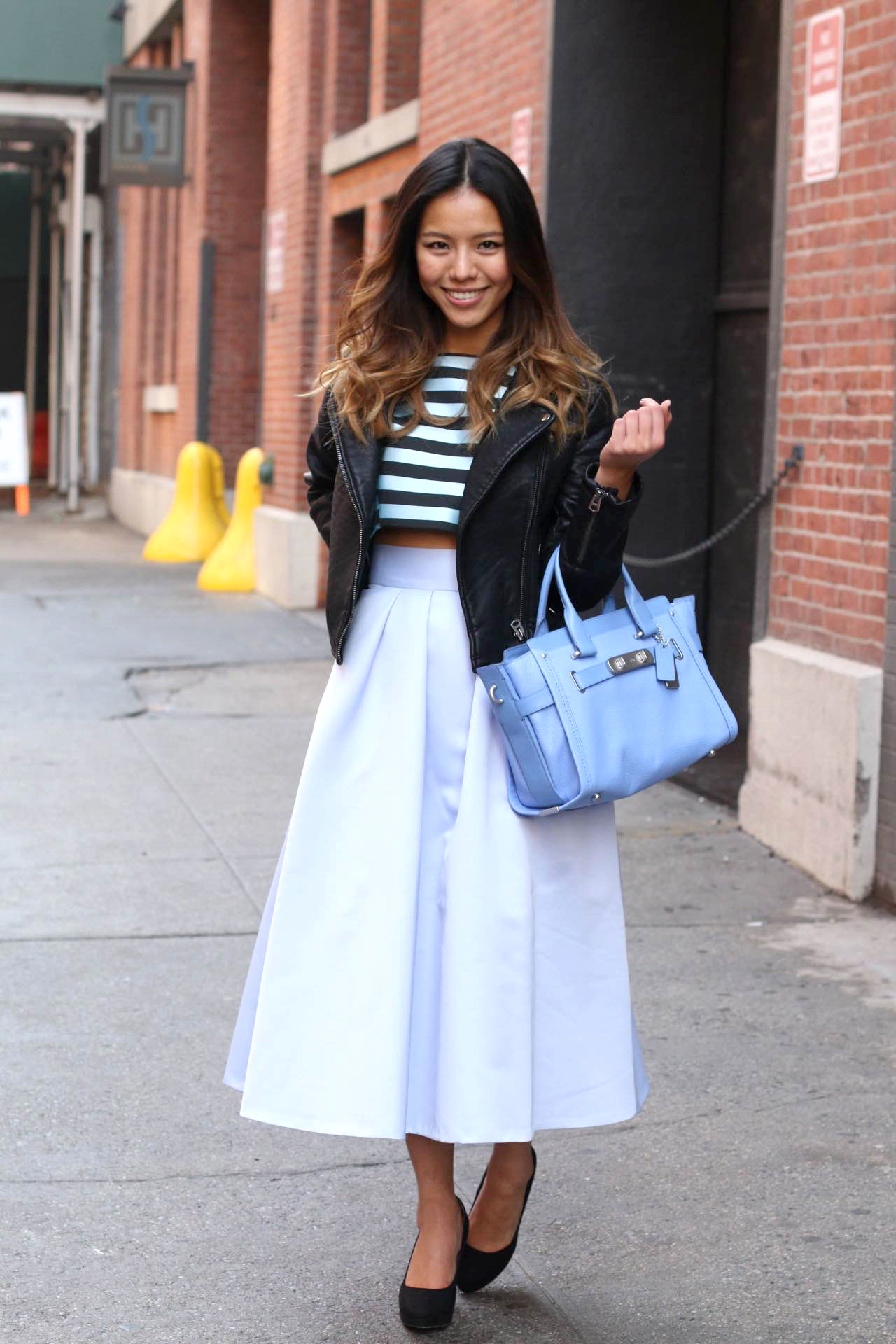 Inside Style Blogger Aimee Song