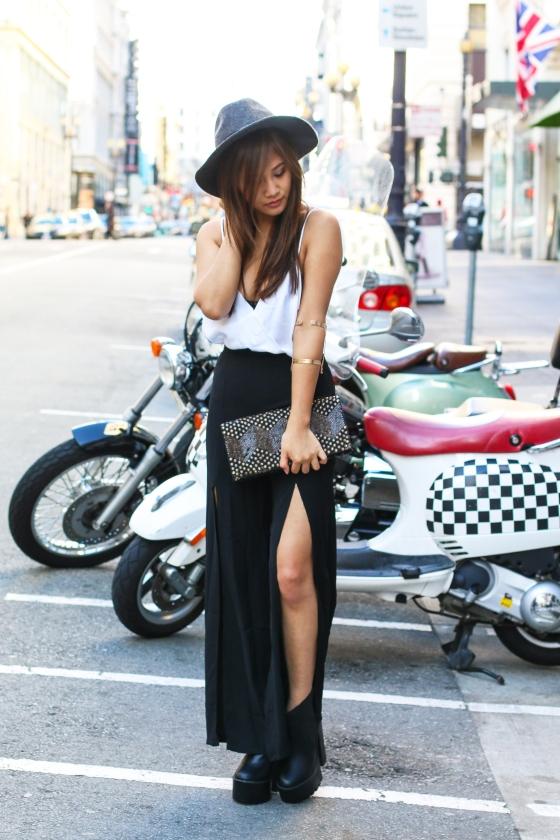 Julia Cheng of LifesJules Fashion Blog Shot in San Francisco by Ryan Chua