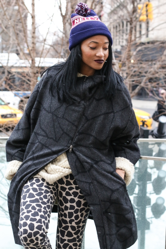 Miss Candace Marie @Marie_Mag_ New York Fashion Week-9817