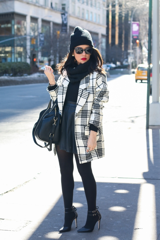 Naty Michele @NatyBaby A Love Affair With Fashion Streetstyle Photography by Ryan Chua