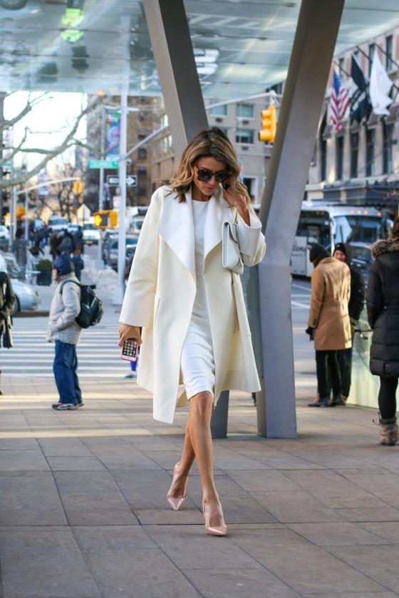 New York Fashion Week Feb 2015 Lincoln Center Streetstyle Photography by Ryan Chua