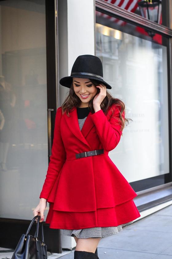 Jessica Ricks Hapatime Fashion Blogger San Francisco Streetstyle Photography by Ryan Chua