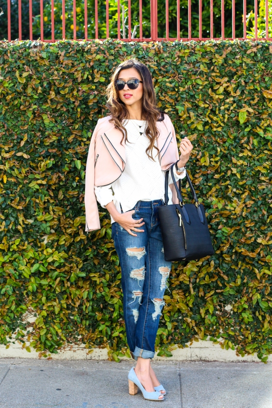 Jyo Cuppajyo Fashion Blogger Distressed Denim Photography by Ryan Chua-4