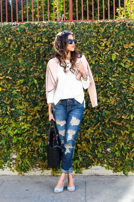 Jyo Cuppajyo Fashion Blogger Distressed Denim Photography by Ryan Chua-8