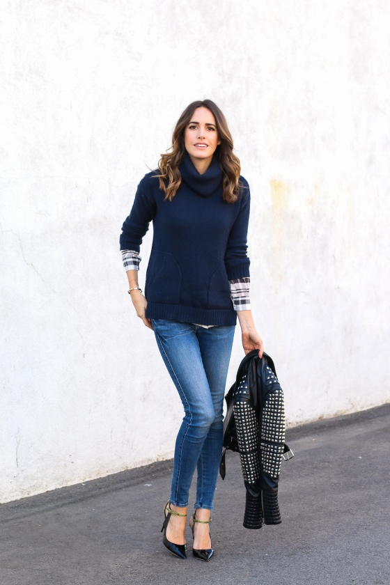 Louise Roe FrontRoe Los Angeles How to Dress Like a French Girl Photography by Ryan Chua