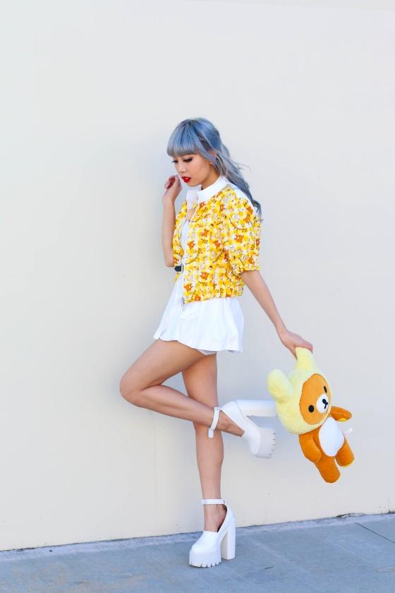 Essy Park EssyNoir LA Fashion Blogger Photography by Ryan Chua-7107