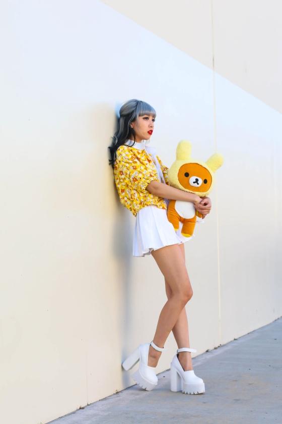 Essy Park EssyNoir LA Fashion Blogger Photography by Ryan Chua-7231