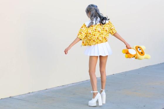 Essy Park EssyNoir LA Fashion Blogger Photography by Ryan Chua-7246