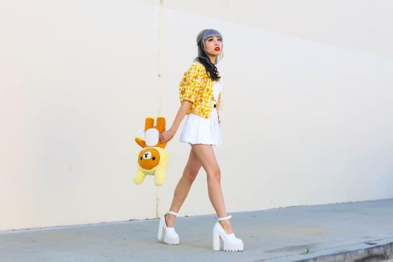Essy Park EssyNoir LA Fashion Blogger Photography by Ryan Chua-7300