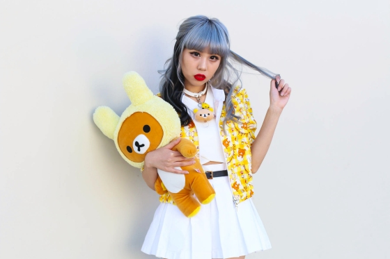 Essy Park EssyNoir LA Fashion Blogger Photography by Ryan Chua-7358