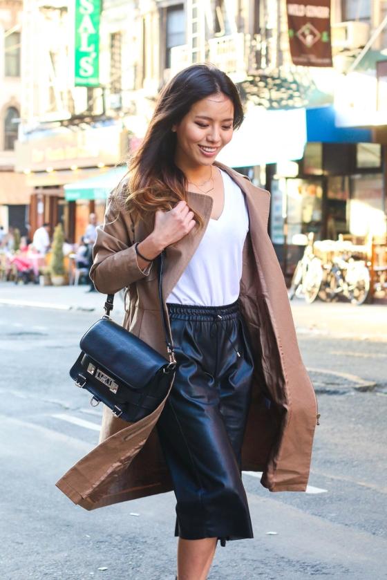 Leah Ho Lipstick Catwalk Fashion Blogger NYC Photography by Ryan Chua-9638