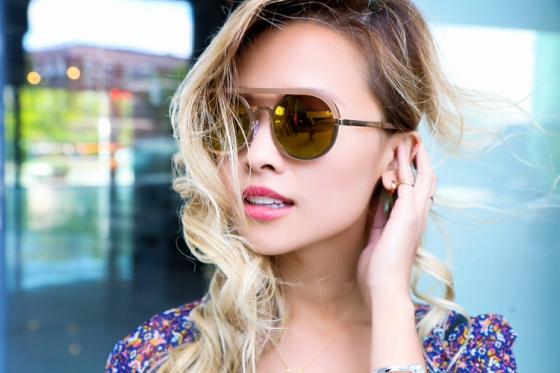Lina Dinh LoveBetweentheRacks NYFW Streetstyle Photography by Ryan Chua Shopstyle Elizabeth & James sunglasses-6843