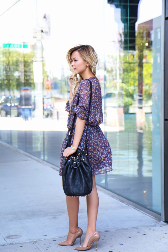 Lina Dinh LoveBetweentheRacks NYFW Streetstyle Photography by Ryan Chua Shopstyle Joie Xyla dress-6815-1