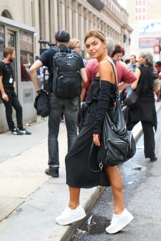 New York Fashion Week Day 3 Streetstyle 2015 Photography by Ryan Chua NYFW-11-2