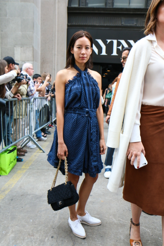New York Fashion Week Day 3 Streetstyle 2015 Photography by Ryan Chua NYFW-5050