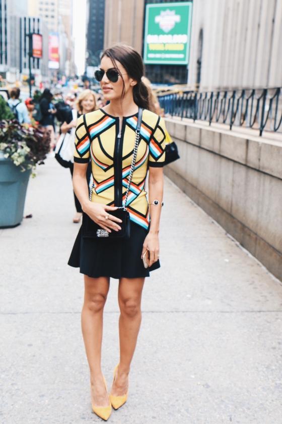 New York Fashion Week Day 3 Streetstyle 2015 Photography by Ryan Chua NYFW