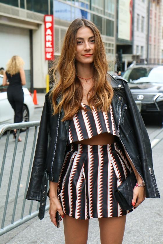 New York Fashion Week Day 3 Streetstyle 2015 Photography by Ryan Chua NYFW-5392