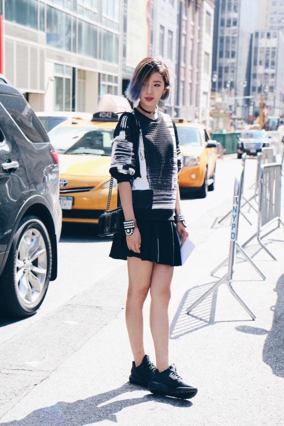 New York Fashion Week SS2016 Streetstyle-01