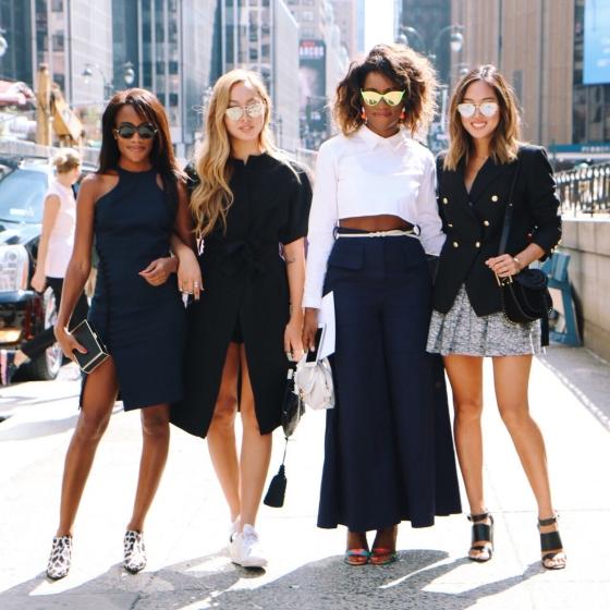 New York Fashion Week SS2016 Streetstyle-09