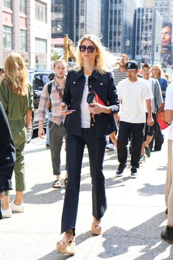 New York Fashion Week SS2016 Streetstyle-16