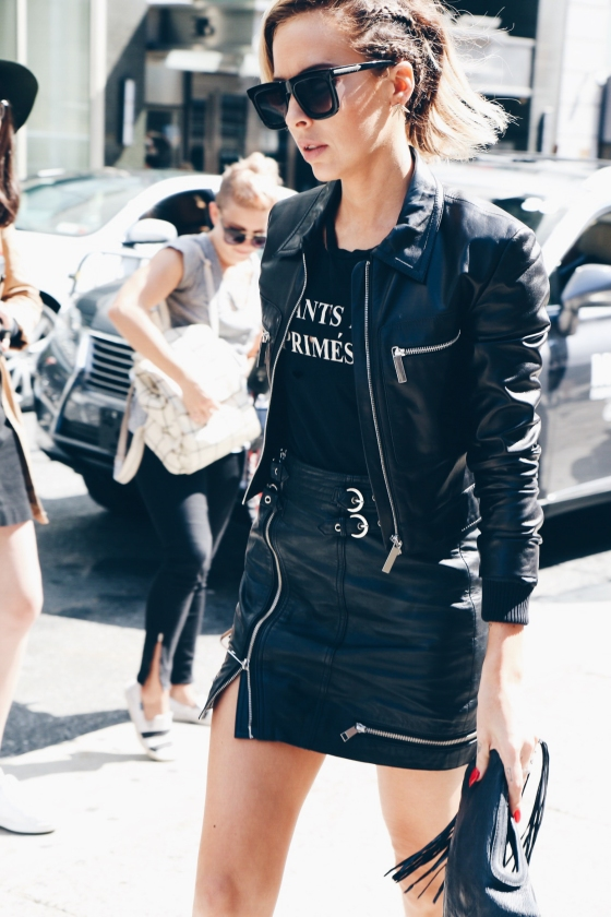 New York Fashion Week SS2016 Streetstyle-19