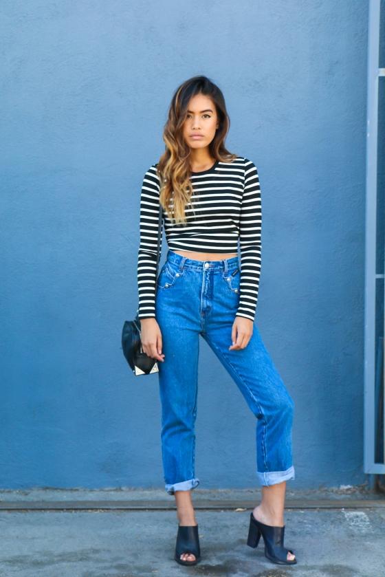 Jill LittleBlackBoots Los Angeles Fashion Blogger Photography by Ryan Chua-5694