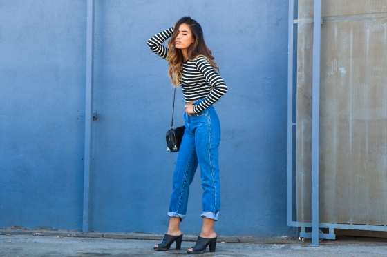 Jill LittleBlackBoots Los Angeles Fashion Blogger Photography by Ryan Chua-5716