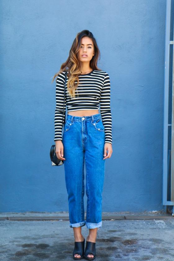 Jill LittleBlackBoots Los Angeles Fashion Blogger Photography by Ryan Chua-5771
