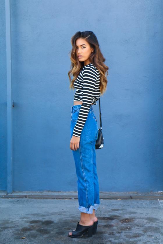 Jill LittleBlackBoots Los Angeles Fashion Blogger Photography by Ryan Chua-5790